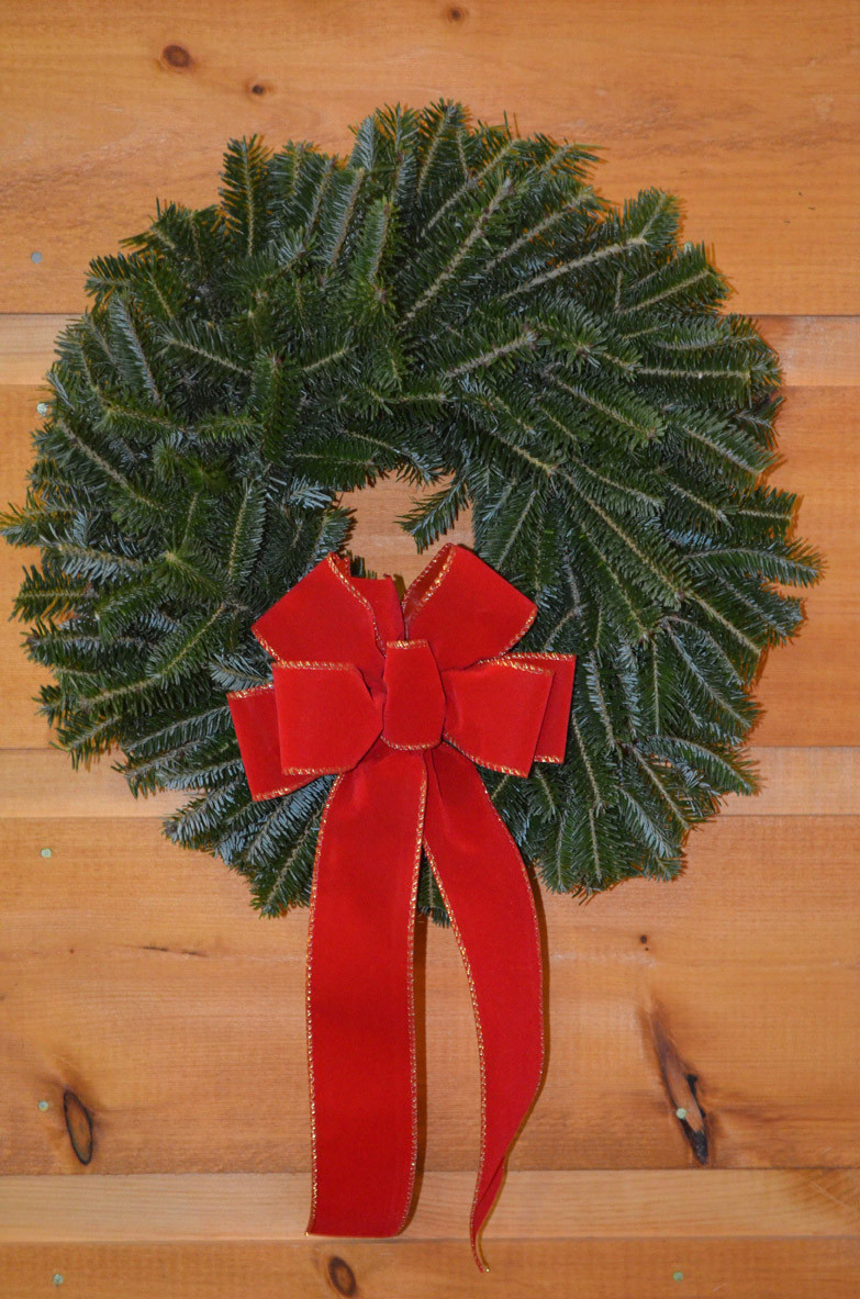 Fraser-Fir-Wreath